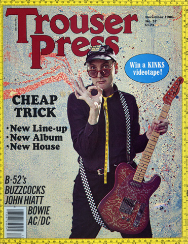 Trouser Press Issue 57