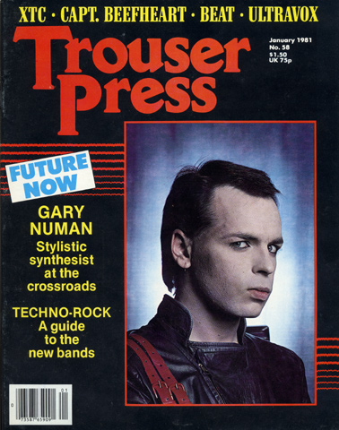 Trouser Press Issue 58
