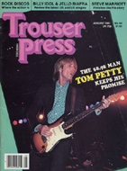 Trouser Press Issue 64 Magazine