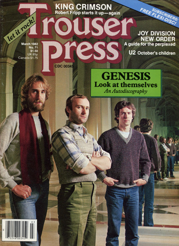 Trouser Press Issue 71