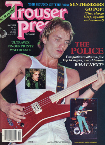 Trouser Press Issue 73