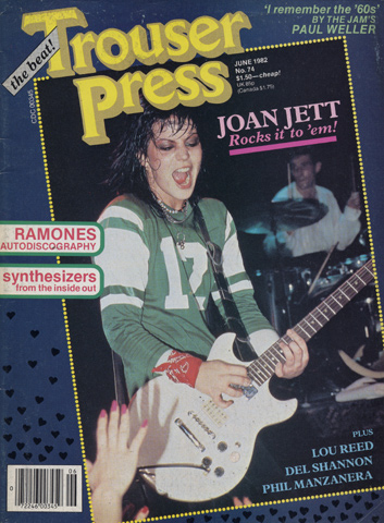 Trouser Press Issue 74
