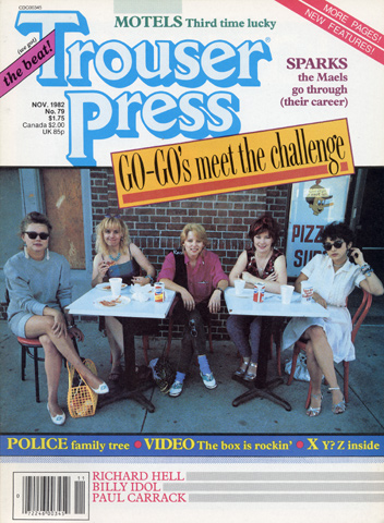 Trouser Press Issue 79