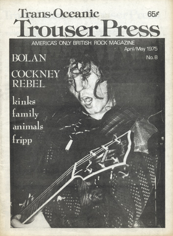 Trouser Press Issue 8
