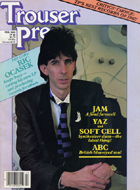Trouser Press Issue 82 Magazine