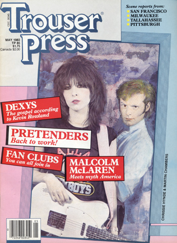 Trouser Press Issue 85