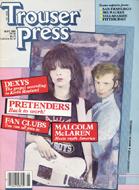 Trouser Press Issue 85 Magazine