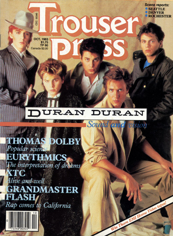 Trouser Press Issue 90