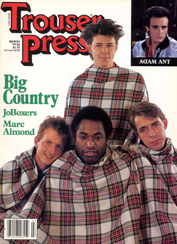 Trouser Press Issue 95