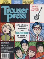Trouser Press Magazine June 1981 Magazine