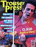 Trouser Press Magazine March 1980 Magazine