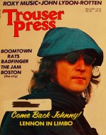 Trouser Press No. 38 Magazine