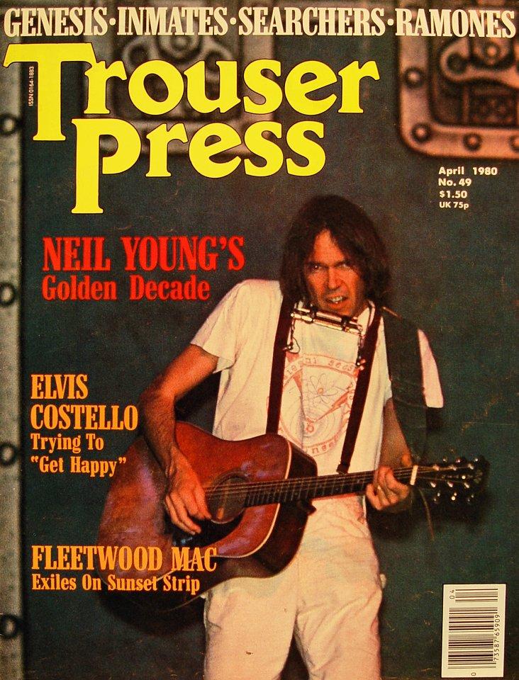 Trouser Press No. 49