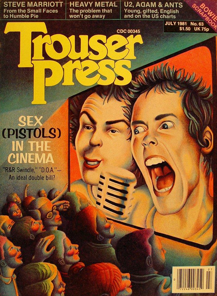 Trouser Press No. 63