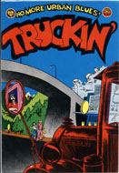 Truckin' No. 1 Comic Book