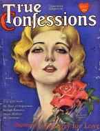 True Confessions Vol. X No. 65 Magazine