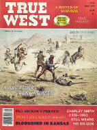 True West Vol. 25 No. 4 Magazine