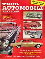 True's Automobile Yearbook No. 9 Magazine