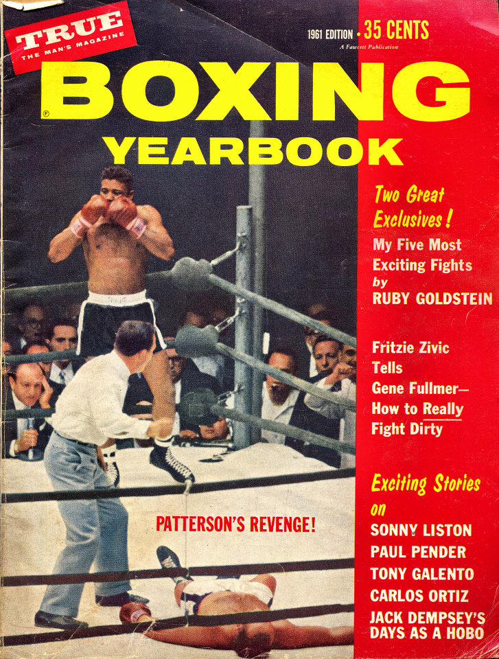 True's Boxing Yearbook 1961 Edition