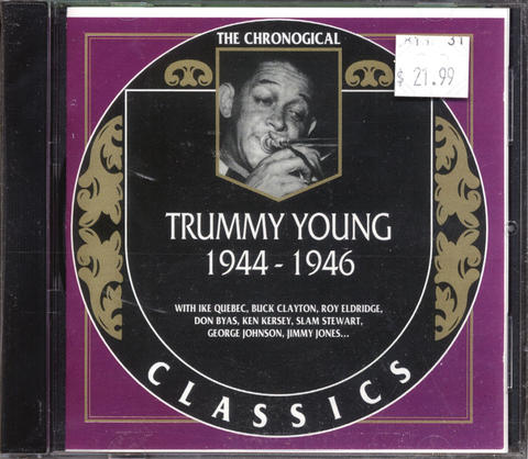 Trummy Young CD