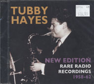 Tubby Hayes CD