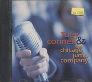 Tuey Connell & the Chicago Jump Company CD