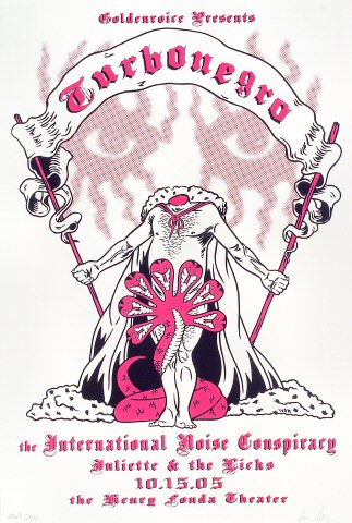 Turbonegro Poster