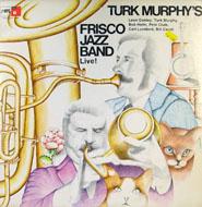 "Turk Murphy's Jazz Band Vinyl 12"" (Used)"