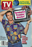 TV Guide  Apr 21,1990 Magazine