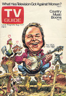 TV Guide August 11, 1973 Magazine