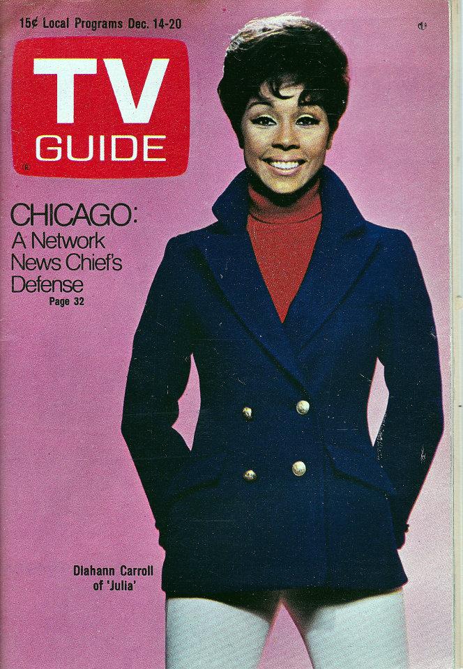 TV Guide  Dec 14,1968