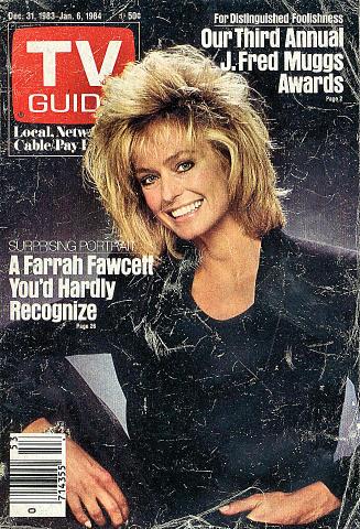 TV Guide  Dec 31,1983 Magazine