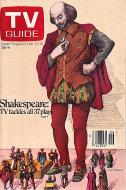 TV Guide  Feb 10,1979 Magazine