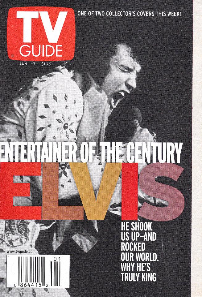 TV Guide  Jan 1,2000