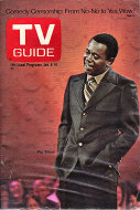 TV Guide  Jan 8,1972 Magazine