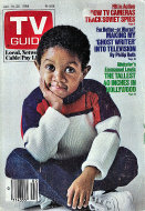 TV Guide January 14, 1984 Magazine