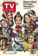 TV Guide July 29, 1978 Magazine