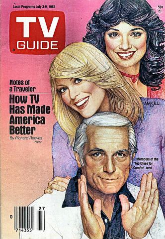 TV Guide July 3, 1982 Magazine