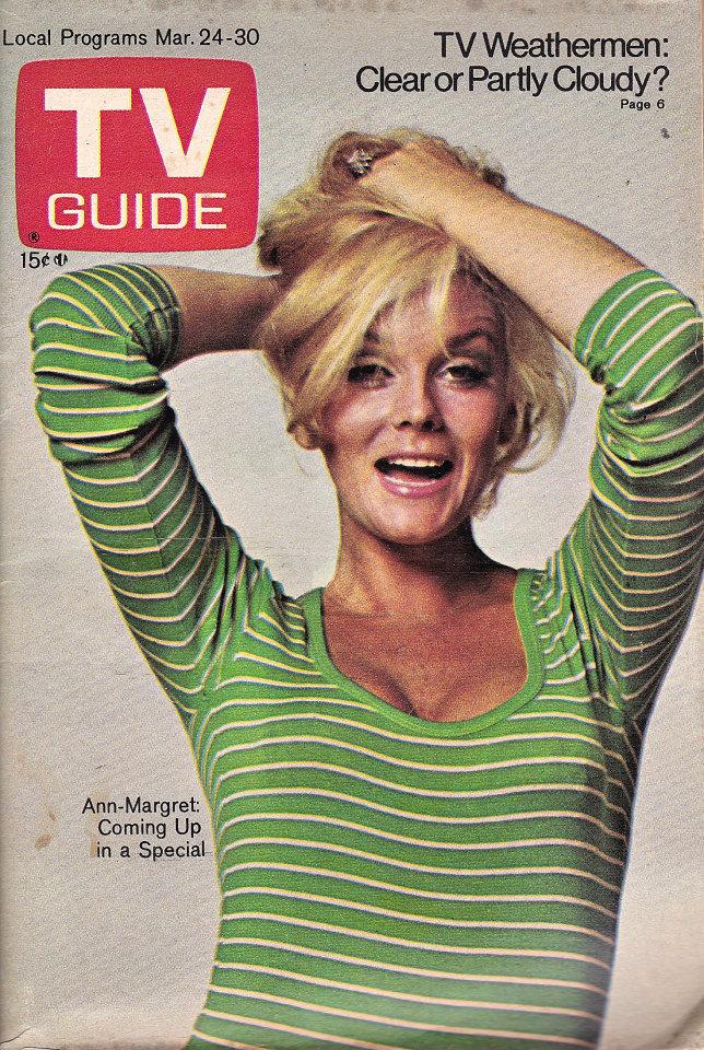 TV Guide  Mar 24,1973