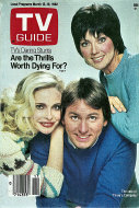 TV Guide March 13, 1982 Magazine
