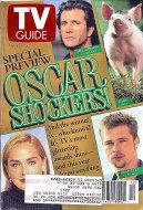 TV Guide March 23, 1996 Magazine