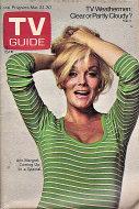 TV Guide March 24, 1973 Magazine