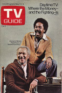 TV Guide May 13, 1972 Magazine