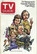 TV Guide November 20, 1971 Magazine