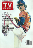 TV Guide October 17, 1981 Magazine