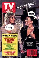 TV Guide October 19, 1991 Magazine