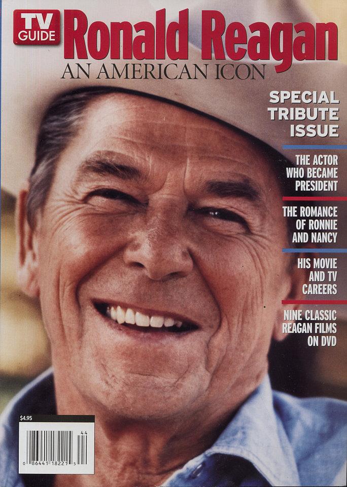 TV Guide: Ronald Reagan