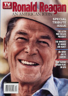 TV Guide: Ronald Reagan Magazine
