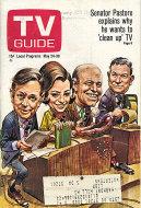 TV Guide Vol. 17 No. 21 Magazine