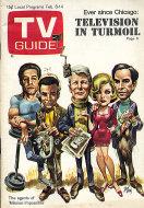 TV Guide Vol. 17 No. 6 Magazine